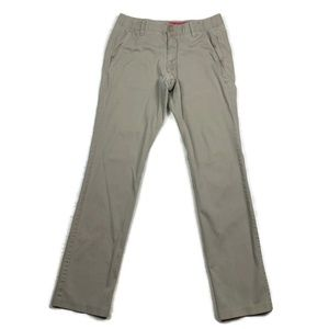 Under Armour Performance Tapered Leg Chinos Pants